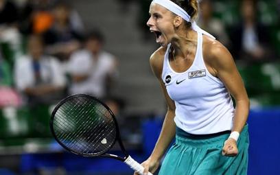 Magda Linette dotarła w Tokio do ćwierćfinału i wróciła do pierwszej setki rankingu WTA.