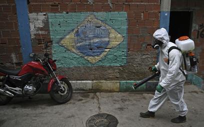 """""""O Globo"""": Brazylijka zakażona wirusem przez pięć miesięcy"""