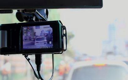 Kamera w aucie z wieloma funkcjami