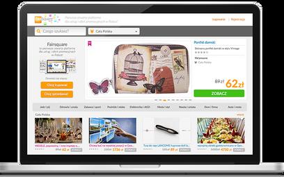 FairSquare – platforma sprzedażowa także dla usług