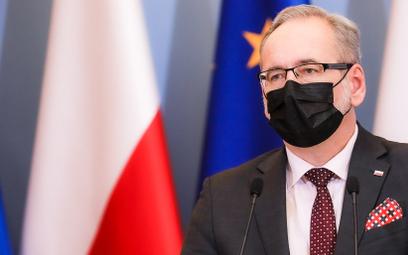 Minister zdrowia: Mogą być obostrzenia dla całej Polski. Decyzja w czwartek