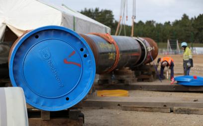 USA do Unii: zatrzymajcie rosyjski gazociąg