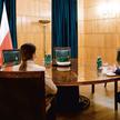 Premier Mateusz Morawiecki rozmawiał z minister sportu Danutą Dmowską-Andrzejuk i prezesem PZPN Zbig
