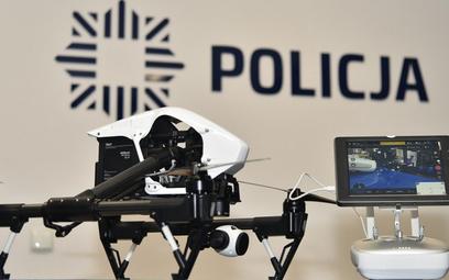 Nowa broń policji. Kontrole prowadzone z powietrza