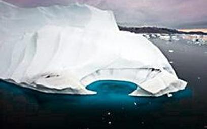 Lód Grenlandii się topi