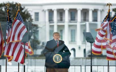 Trump: Przedstawię dowody, że wygraliśmy wybory