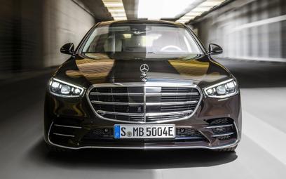 Wszystko o nowym Mercedesie klasy S