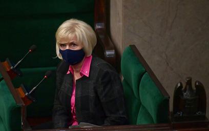 Senat w piątek zdecyduje, czy Lidia Staroń będzie RPO