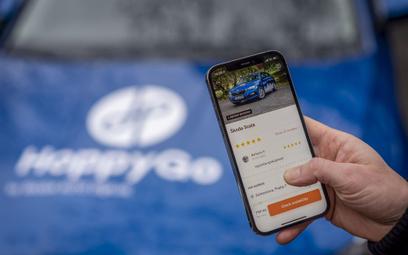 Nowy pomysł współdzielenia aut. Możesz udostępnić własny samochód