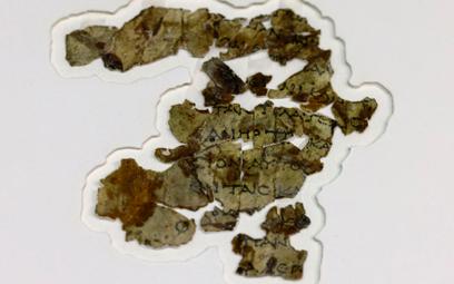 W Jaskini Grozy znaleziono rękopisy datowane na II wiek n.e.