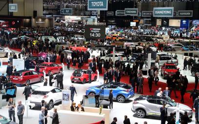 Salon samochodowy w Genewie dopiero w 2022 roku
