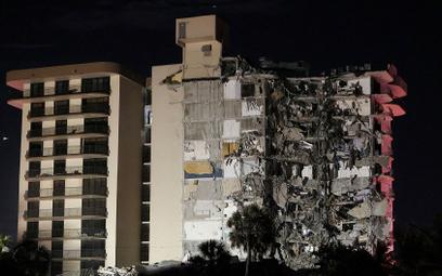 Miami: Dwunastopiętrowy budynek częściowo runął. Trwa akcja ratunkowa