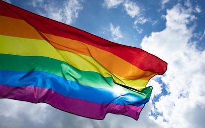 Dariusz Lasocki: Pomniki nie potrzebują flag LGBT