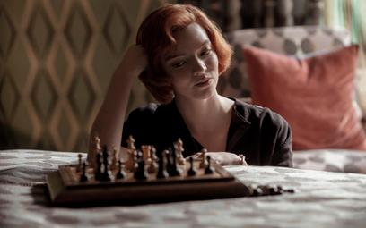 """Legenda szachów o """"Gambicie królowej"""". """"Mało realistyczny"""""""