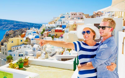 Jedną z nowości jest zwiedzanie Santorini