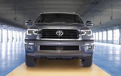 Toyota na pozycji lidera rynku w USA