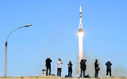 Rosyjski Sojuz awaryjnie lądował w Kazachstanie