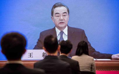 Szef MSZ Chin ostrzega przed nową zimną wojną