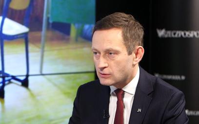 Paweł Rabiej: Dziwię się prezydent Warszawy