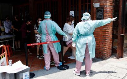 Koronawirus. 180 zakażeń w ciągu doby na Tajwanie. Obostrzenia