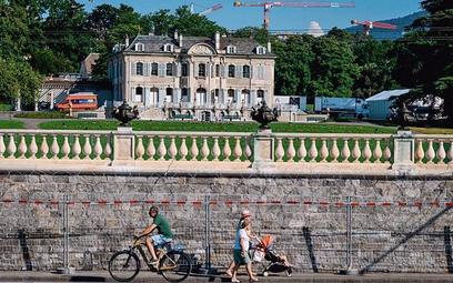 Willa La Grange w Genewie będzie gościć przywódców Rosji i USA