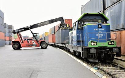 PKP Cargo połączyło Wrocław z Chinami