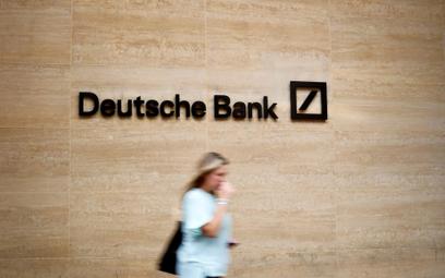 Deutsche Bank zlikwiduje 20 proc. oddziałów
