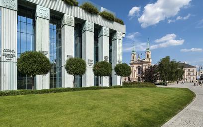 Zamrożenie Izby Dyscyplinarnej przez I prezes Sądu Najwyższego nie zawiesiło jej działania