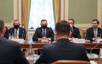 Prezydenci robią porządek na granicy polsko-ukraińskiej