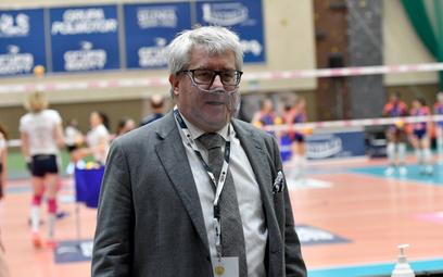 Ryszard Czarnecki nie będzie prezesem PZPS. Wycofał kandydaturę