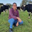 Prof. Lindsay Matthews (na zdjęciu) jest behawiorystą zwierząt