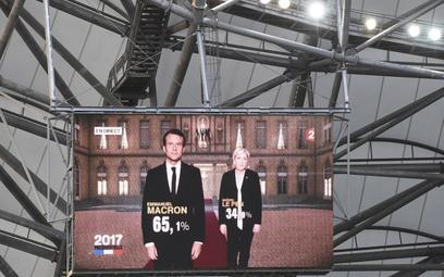 Krystyna Pawłowicz o wyniku wyborów prezydenckich we Francji