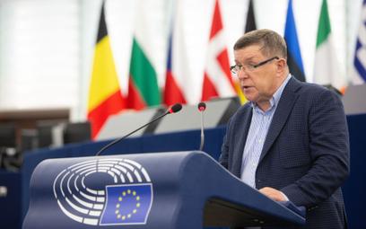 Zbigniew Kuźmiuk, europoseł PiS