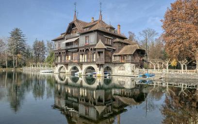 Najpiękniejsza willa nad Jeziorem Genewskim