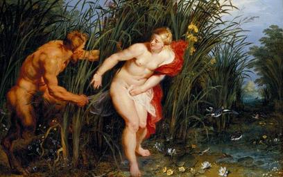 Peter Paul Rubens Pan and Syrinx, 1617. Museumslandschaft Hessen Kassel, Gemaeldegalerie Alte Meiste