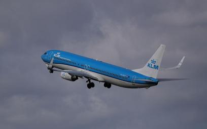 KLM dyskryminowało Koreańczyków? Przeprasza za notkę na drzwiach toalety