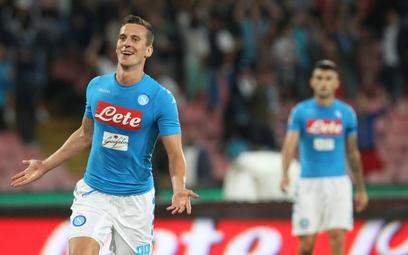 Włoska prasa po dwóch golach Arkadiusza Milika w meczu z Bologną: Magic Milik