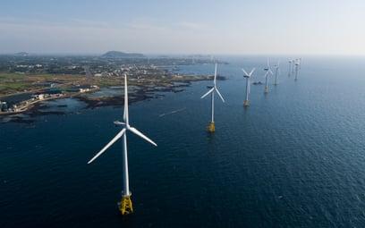 Rząd opublikował projekt ustawy dotyczącej morskich farm wiatrowych