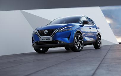 Nowy Nissan Qashqai oficjalnie zaprezentowany