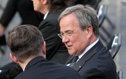 Laschet będzie egzekwował przestrzeganie prawa europejskiego w Polsce