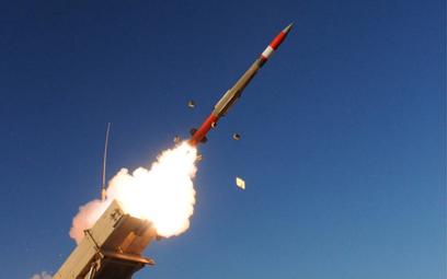 Pocisk PAC-3 MSE. Fot./Lockheed Martin