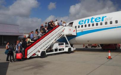 Enter Air wypłaci dywidendę akcjonariuszom