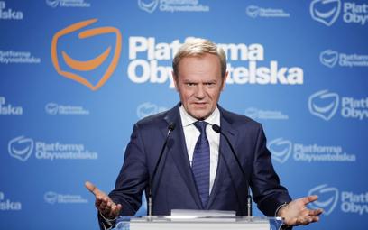 """Platforma spogląda poza Warszawę. Sobotnia konwencja ma pokazać w praktyce """"efekt Tuska"""