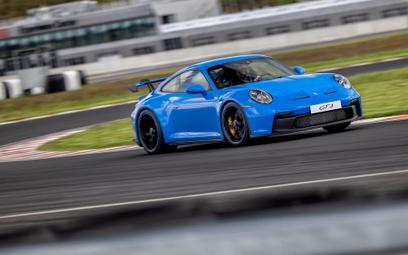 Porsche 911 GT3: Absolutny majstersztyk