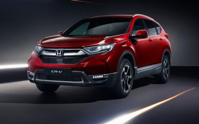 Ceny | Honda CR-V: Nie tylko dla fanów