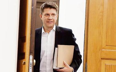 Ryszard Petru, przewodniczący Nowoczesnej