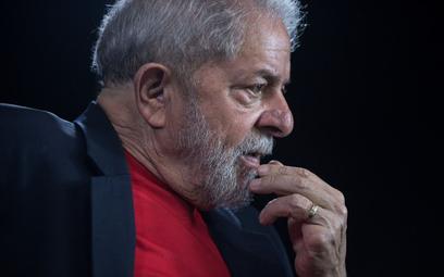 Lula nie będzie kandydował na prezydenta Brazylii