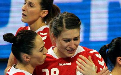 Alina Wojtas nie mogła powstrzymać łez