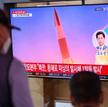Południowokoreańskie media informują o najnowszym teście rakietowym przeprowadzonym przez Pjongjang