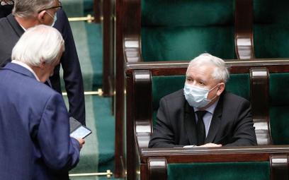 Sondaż: PiS bez większości w Sejmie